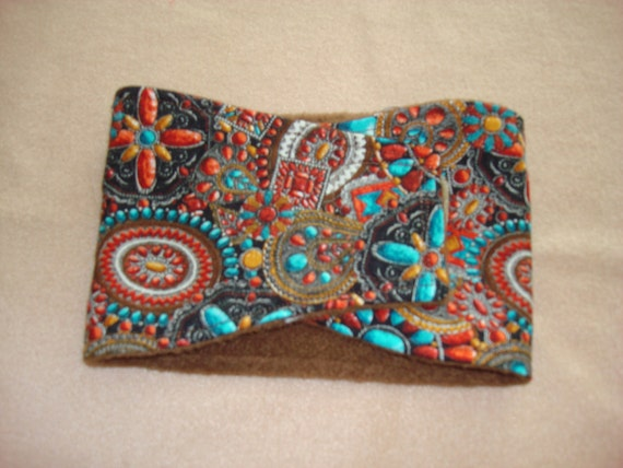 Male Dog Belly Band - Dog Diaper - Southwest style fabric - Available in all Sizes