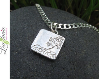 Mangroves Necklace in Sterling Silver