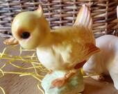 RESERVE Vintage duck figurine from Japan