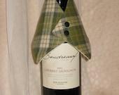 Wine Bottle Jacket - Ready to ship