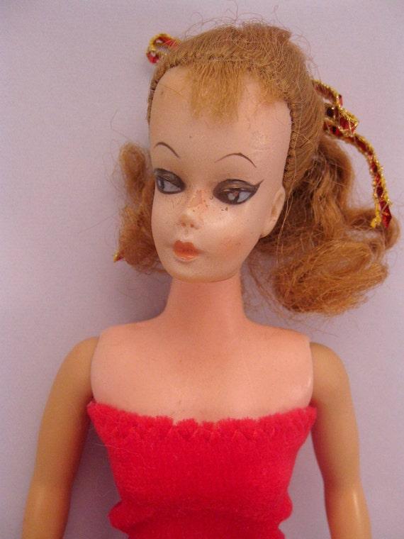 Vintage Bild Lilli Barbie Clone Fashion Doll