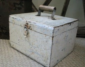 Industrial Vintage Box