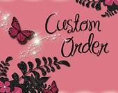 Custom Order for Cara  Amy Butler Laptop Bag in RARE fabric Nigella Water Lotus in Spinach Amy Butler purse handmade diaper bag
