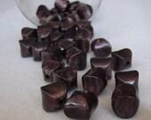 Dark Brown Bead (40 pc)