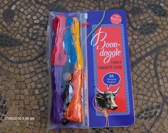 Book of Lanyard and Lacing Crafts