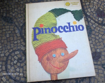 Dandelion Library Book 2 in 1 - Pinocchio 1946 and Robin Hood 1953