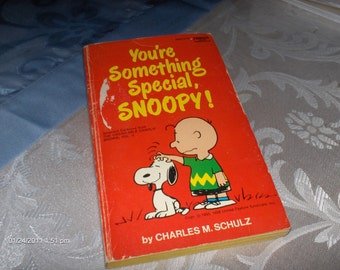 You're Something Special, Snoopy by Charles M. Schulz - 1966