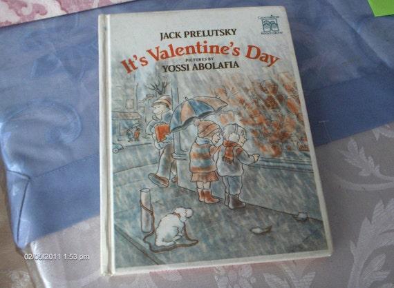 It's Valentine's Day by Jack Prelutsky - 1983