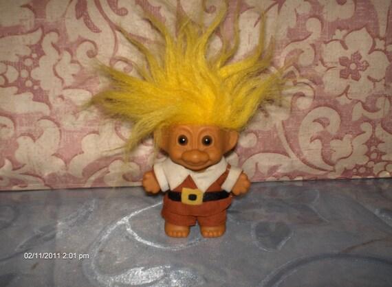 Vintage Troll Doll by Russ - Cute