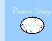 CUSTOM Design for Brittney - Fuschia Feather Flower Hair Clip and Pin with Rhinestone Center - Bride.Veil.Hairpiece.Dress Sash,Brooch