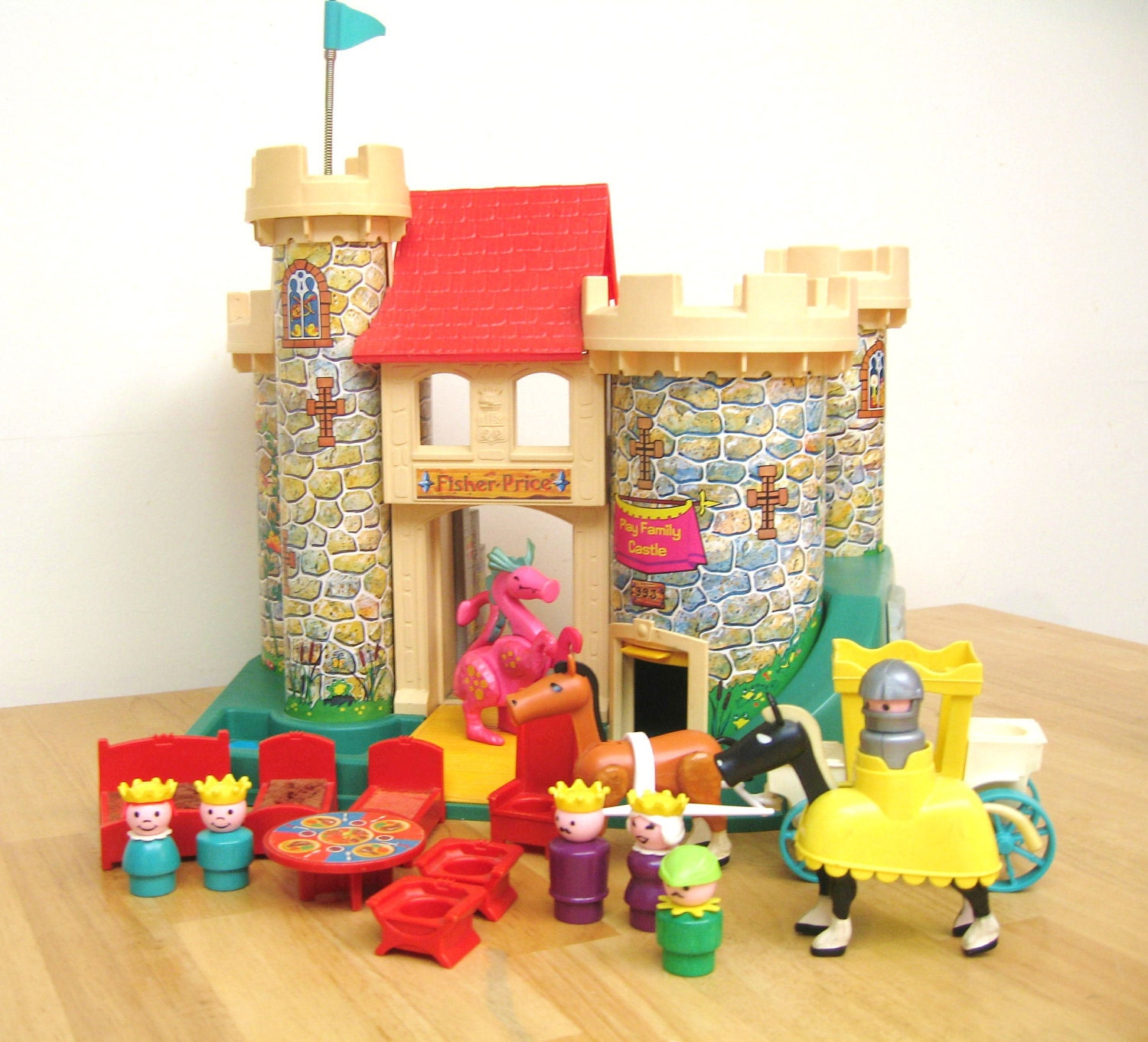 Judys Vintage Fisher Price Little People