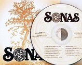 Ready to Ship! Sonas Celtic Folk CD Irish Music Fiddle Piano Guitar Vocals St Patricks Day