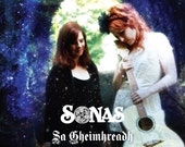 Ready to Ship! Sonas Celtic CD - Sa Gheimhreadh - In Winter. Christmas Music. CD, Independent music, Celtic Folk, Original Music.