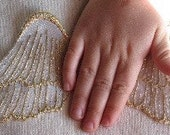Angel Wings SEW ON applique