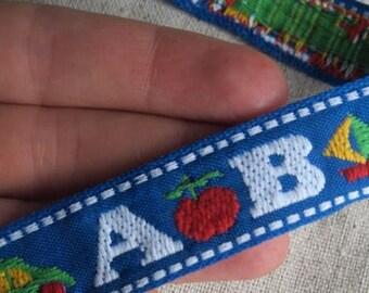 ABC school days Ribbon
