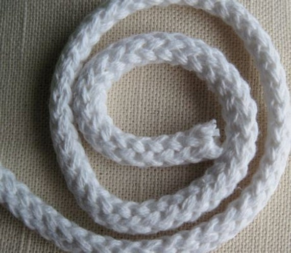 braided piping cord