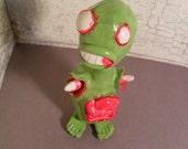 Zombie Party: Stewart Stewart