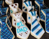 TIE Cookies for DAD