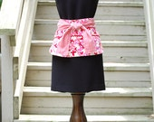 Perfectly Pink upcycled Utility Apron