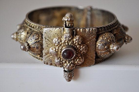 Elaborate Vintage Bedouin Bracelet