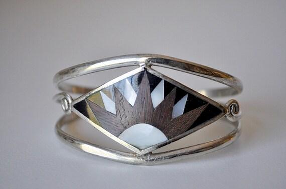 Vintage Inlay Bracelet