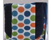 PDF pattern Childrens messenger bag or activity bag