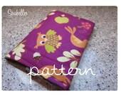 Wallet pattern - 30 minute sewing pattern