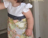 The Isabella dress- Sewing pattern