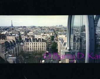 Pompidou View photo