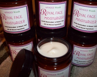 Sample Size Royal Face Moisturizer, ALL NATURAL & Fabulous and Our Best Seller
