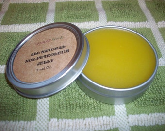 NON Petroleum Jelly, Multi Purpose, ALL Natural, Gentle, Safe for Baby