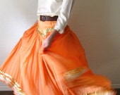 Gypsy Skirt Boho Chic