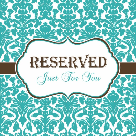 Reserved listing for Ivhall only, hand painted aisle runner