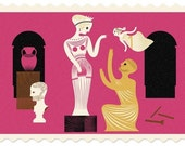 Pygmalion And Galatea / Greek