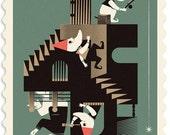 The Magical World of Escher / Relativity
