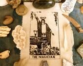 The Magician Tarot Card Patch Print