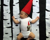 Gnome Shirt, Woodland Baby Shower Gift