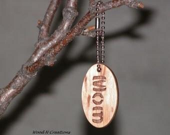 Key Chain for MOM - Mom's Gift - Mom's Keyholder