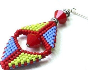 Beaded beads Concave Quads