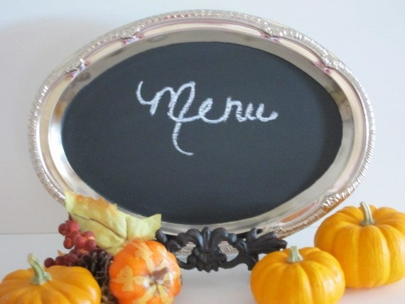 Fall Wedding Chalkboard Autumn Wedding Chalkboards Silver Magnetic and  Chalkboard Hostess Gift Harvest Fall Thanksgiving Holidays  Signs