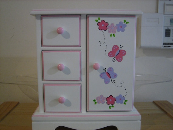 Flower Girl Personalized Musical Jewelry box-Any theme, any color flower girl ,birthday, christenings, communions