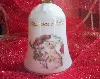 Winter Wonders Christmas Bell by Linda K. Powell