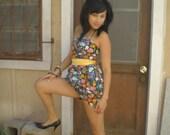 Muertos Mini Dress