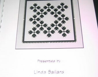 The Family Reunion Quilt Pattern by Linda Ballard