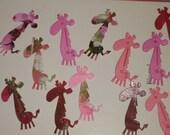special pink giraffes for hucky213
