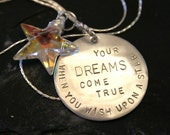 Wish Upon a Star - Wish Necklace