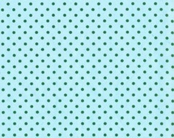 SALE - Petit Point in Marseille - 1 yard - Michael Miller Fabric