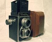 Super Ricohflex TLR Vintage Film Camera