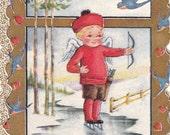Antique Valentines Day Card (006)