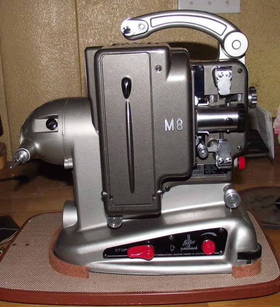 Bolex M8 Movie Projector